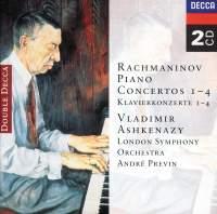 Rachmaninov: Piano Concertos Nos. 1-4 (complete)