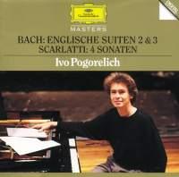 Pogorelich plays Bach and Scarlatti