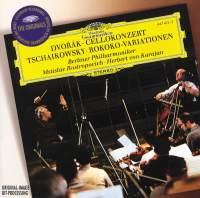 Dvorak & Tchaikovsky: Works for Cello & Orchestra