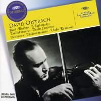 David Oistrakh plays Bach, Brahms & Tchaikovsky Violin Concertos