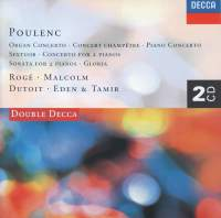 Piano and Organ Concertos and Gloria