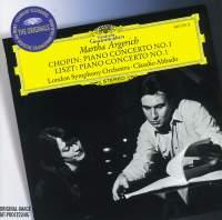 Chopin & Liszt: Piano Concertos No. 1