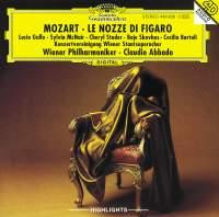 Mozart: Le nozze di Figaro, K492 (highlights)