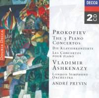 Prokofiev: Piano Concertos Nos. 1 - 5 (Complete)