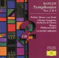 Mahler: Symphony No. 2 'Resurrection', etc.