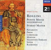 Rossini - Sacred Music