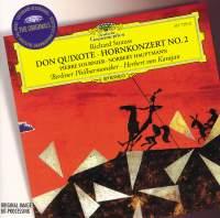 Don Quixote; Horn Concerto No. 2