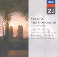 Complete Concertos; Duett-Concertino; Burleske for Piano and Orchestra