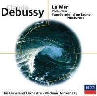 Debussy: Nocturnes & La Mer