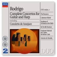 Rodrigo - Concertos for Guitar & Harp
