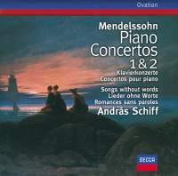 Mendelssohn: Piano Concerto No. 1 in G minor, Op. 25, etc.
