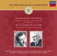 British Music Collection - Britten & Walton