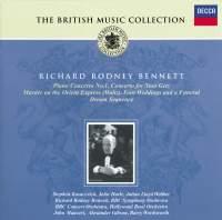 British Music Collection - Richard Rodney Bennett