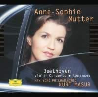 Beethoven: Violin Concerto & Romances