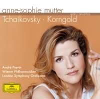 Tchaikovsky & Korngold: Violin Concertos