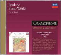 Piano Works - Novelettes, Mouvements perpétuels, Improvisations and others