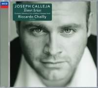 Tenor Arias: Verdi, Donizetti, Cilea & Puccini