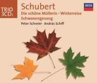 Schubert - Song Cycles