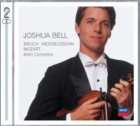 Joshua Bell plays Bruch, Mendelssohn & Mozart