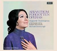Arias from Forgotten Operas