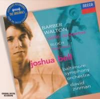 Barber & Walton - Violin Concertos
