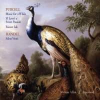 Miriam Allan sings Handel & Purcell
