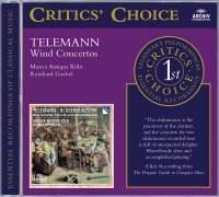 Georg Philipp Telemann - Wind Concertos