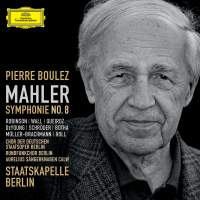 Mahler: Symphony No. 8 in E flat major 'Symphony of a Thousand'