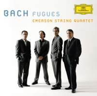 Emerson String Quartet plays Bach Fugues