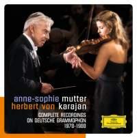 Karajan / Mutter - Complete DG Recordings
