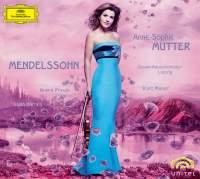 Anne-Sophie Mutter play Mendelssohn
