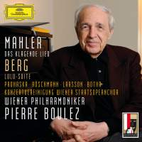 Boulez conducts Mahler & Berg