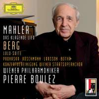 Pierre Boulez conducts Mahler & Berg