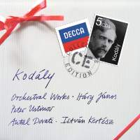 Kodály - Orchestral works