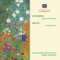 Vladimir Ashkenazy conducts Mahler & Schoenberg