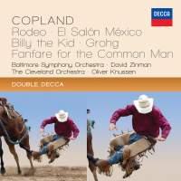 Copland: Rodeo, El Salon México & Billy The Kid