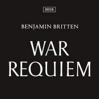 Britten War Requiem - 2013 HD Remaster on CD & Blu-ray Audio