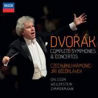Dvorak: Complete Symphonies & Concertos