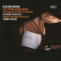 Rachmaninov: The Piano Concertos (Deluxe Version)