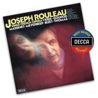 Joseph Rouleau sings French Opera