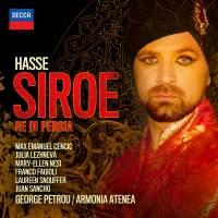 Hasse, J A: Siroe re di Persia