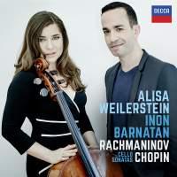 Chopin & Rachmaninov: Cello Sonatas