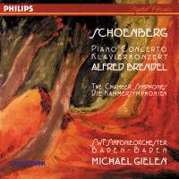 Schoenberg: Piano Concerto and Chamber Symphonies