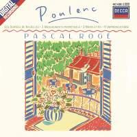 Poulenc: Piano Works - Vol. 1