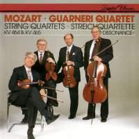 Mozart: String Quartets Nos. 18 & 19