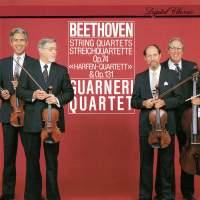 Beethoven: String Quartets Nos. 10 & 14