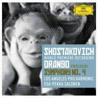 Shostakovich: Prologue to Orango & Symphony No. 4