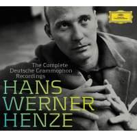 Hans Werner Henze: The Complete Deutsche Grammophon Recordings