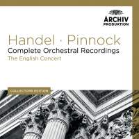 Handel: Complete Orchestral Recordings