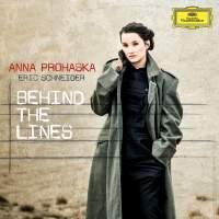 Anna Prohaska: Behind the Lines